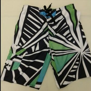 Boy's swim trunks size large